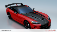 DODGE_VIPER_3-4-TOP-FRONT-RENDER