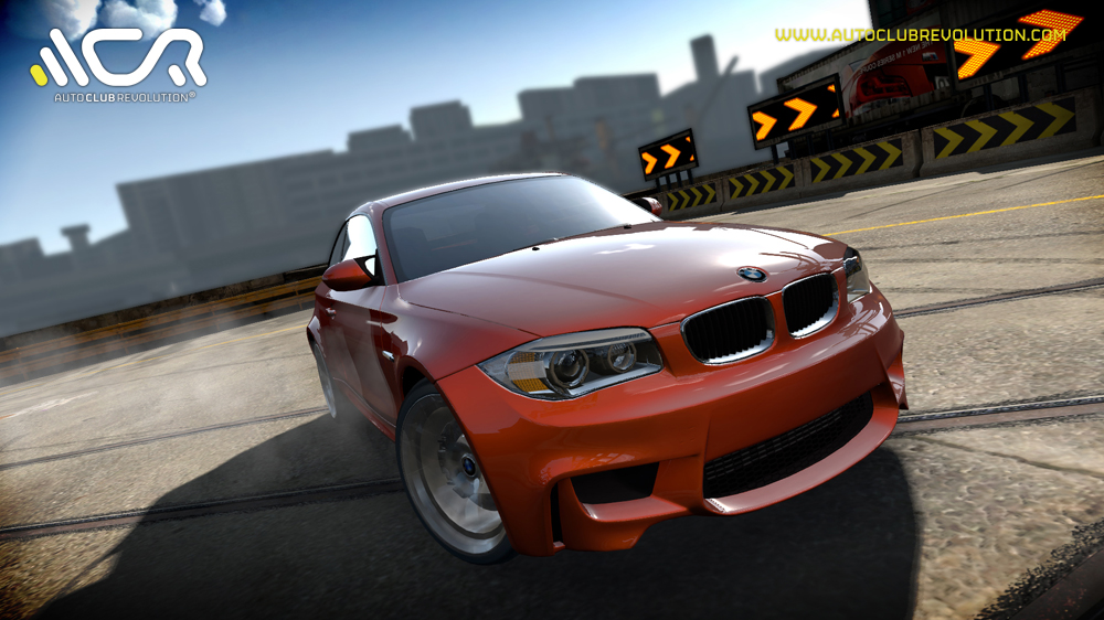 ACR - BMW 1-Series M Coupe Screenshot 6