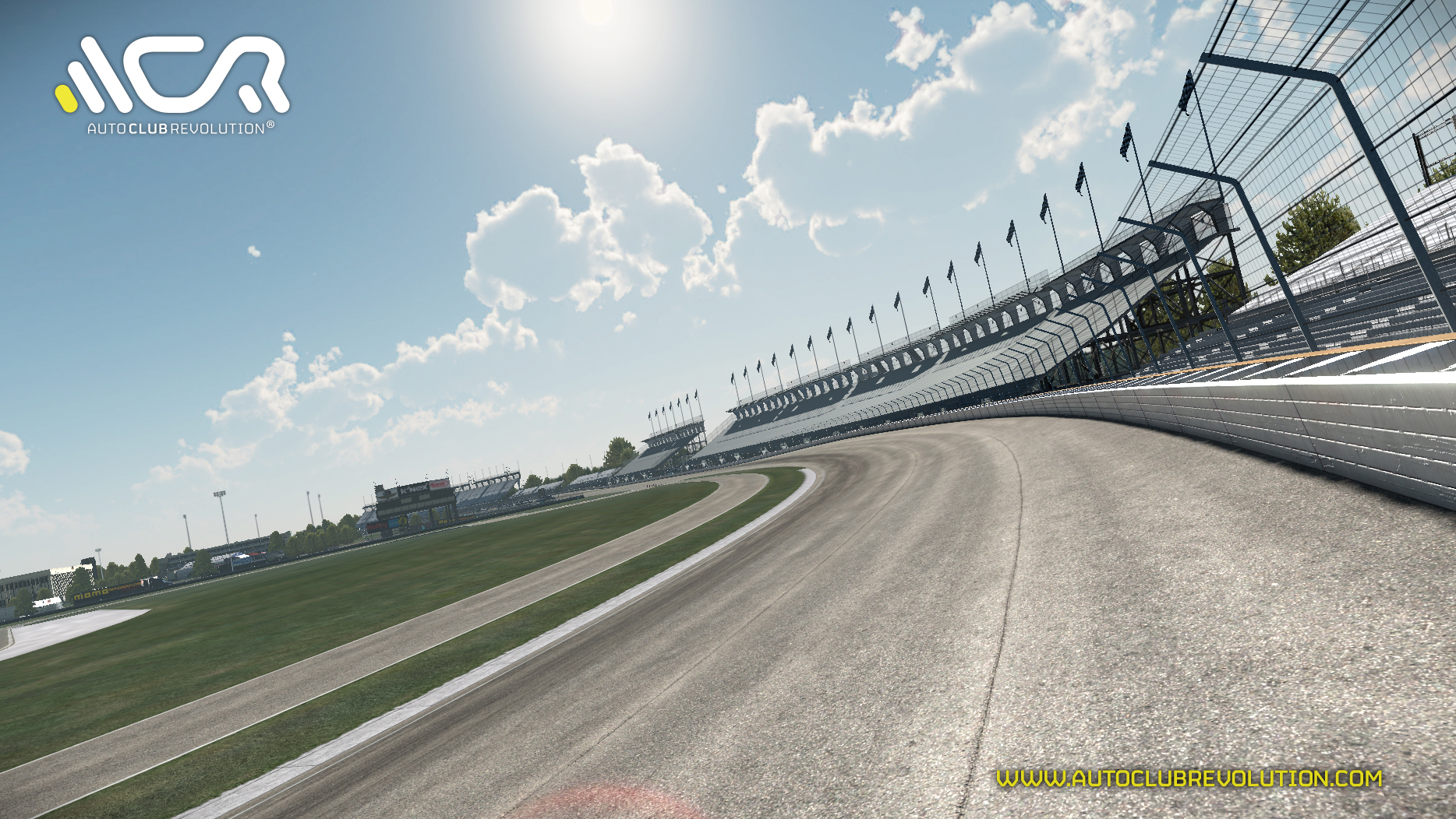 Auto Club Revolution - Indianapolis Motor Speedway 2