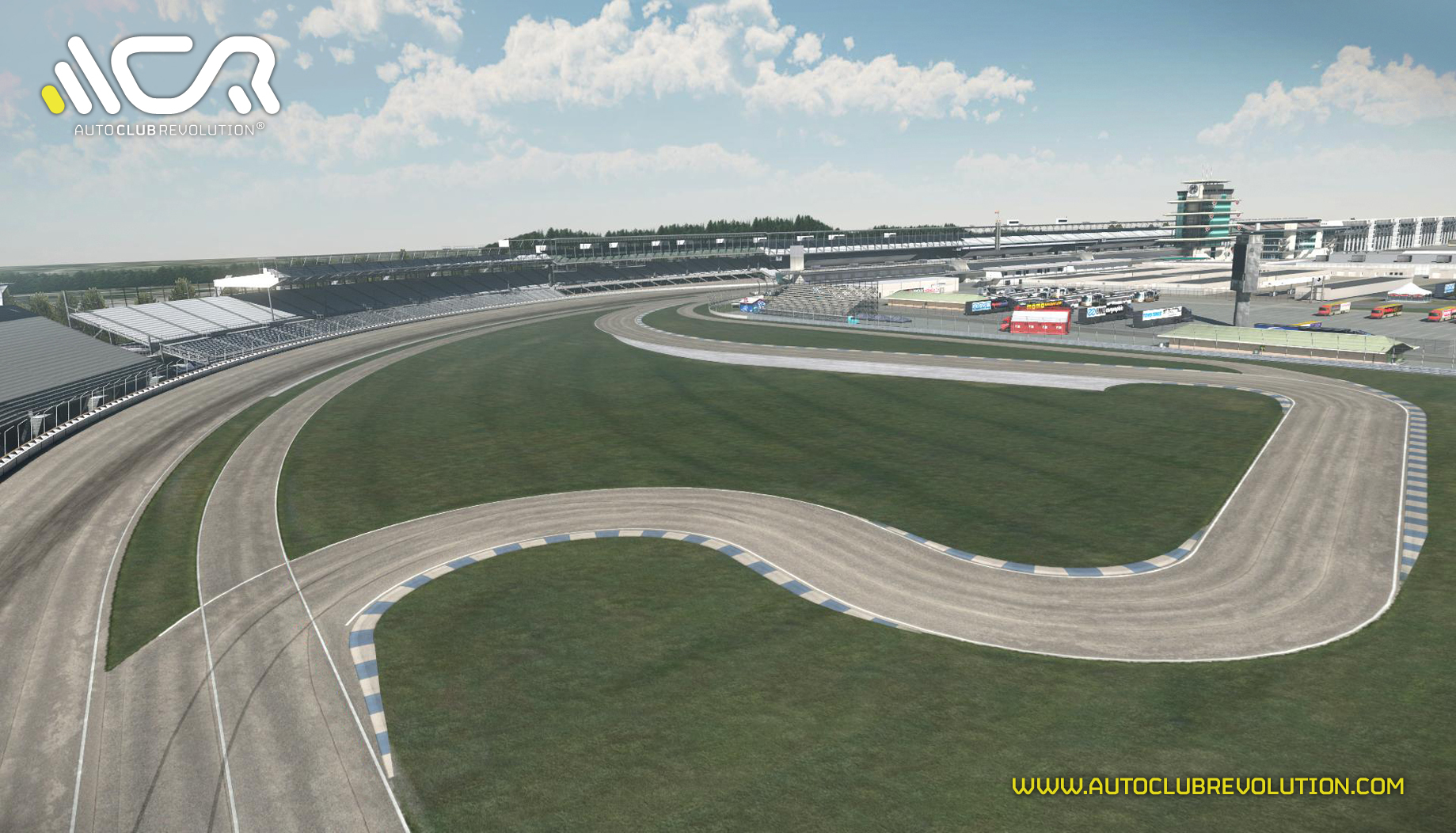 Auto Club Revolution - Indianapolis Motor Speedway 3