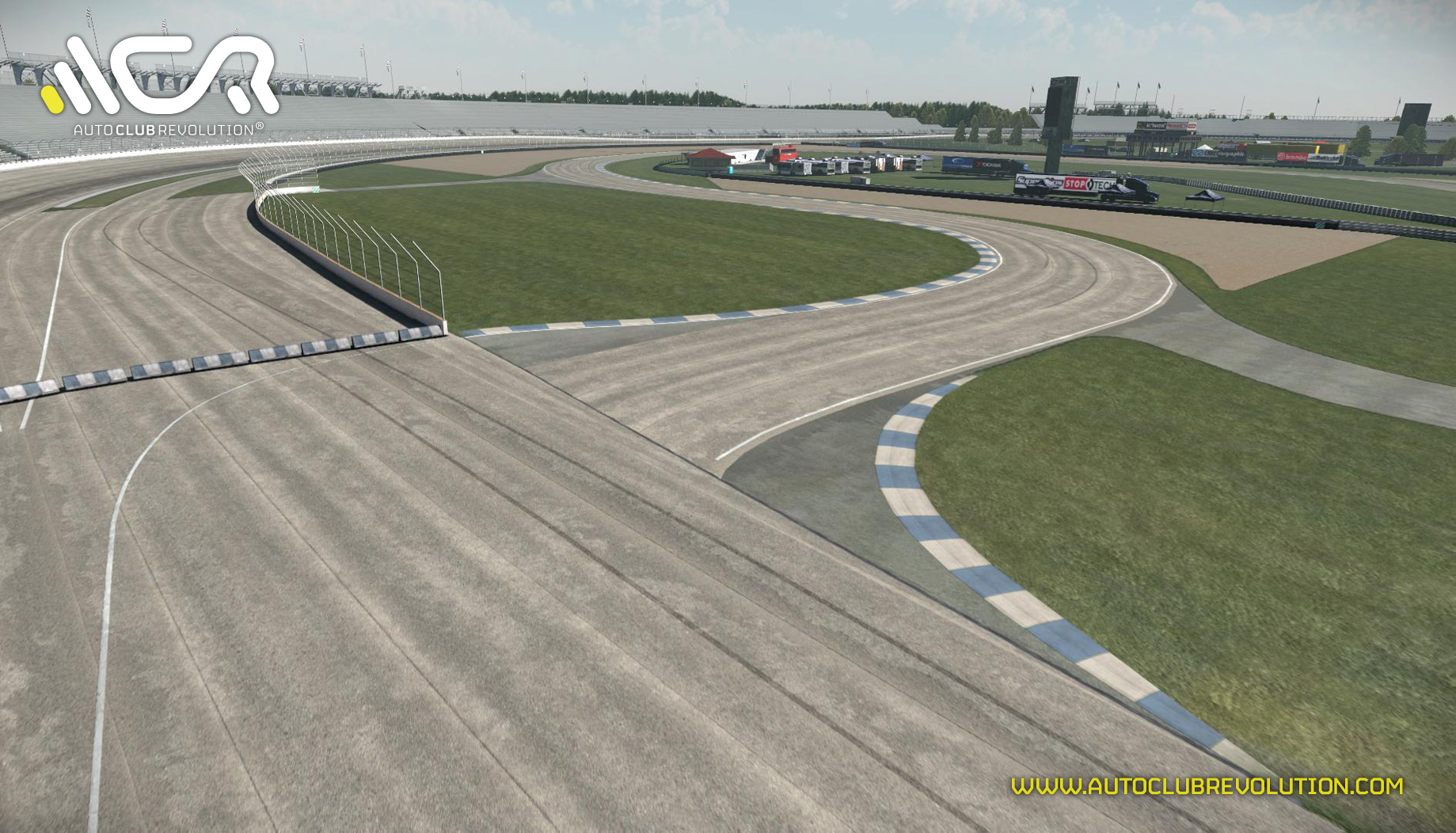 Auto Club Revolution - Indianapolis Motor Speedway 4